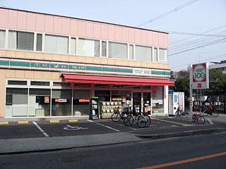 ローソンストア100市大前店
