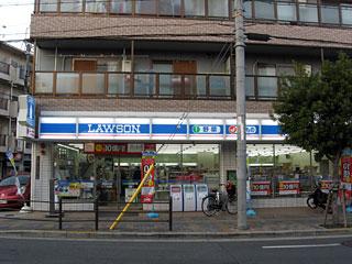 ローソン沢ノ町店