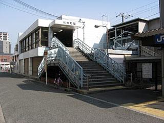 JR杉本町駅